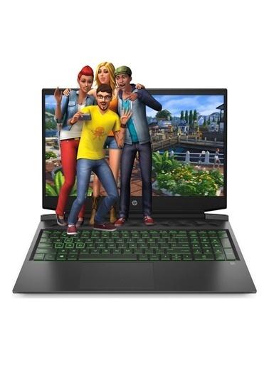 """HP Hp Pavilion 16-A0000NT 1Y7D5EA i5 10300H 8GB 256SSD 3GB 16.1"""" Freedos FullHD Taşınabilir Bilgisayar Renkli"""